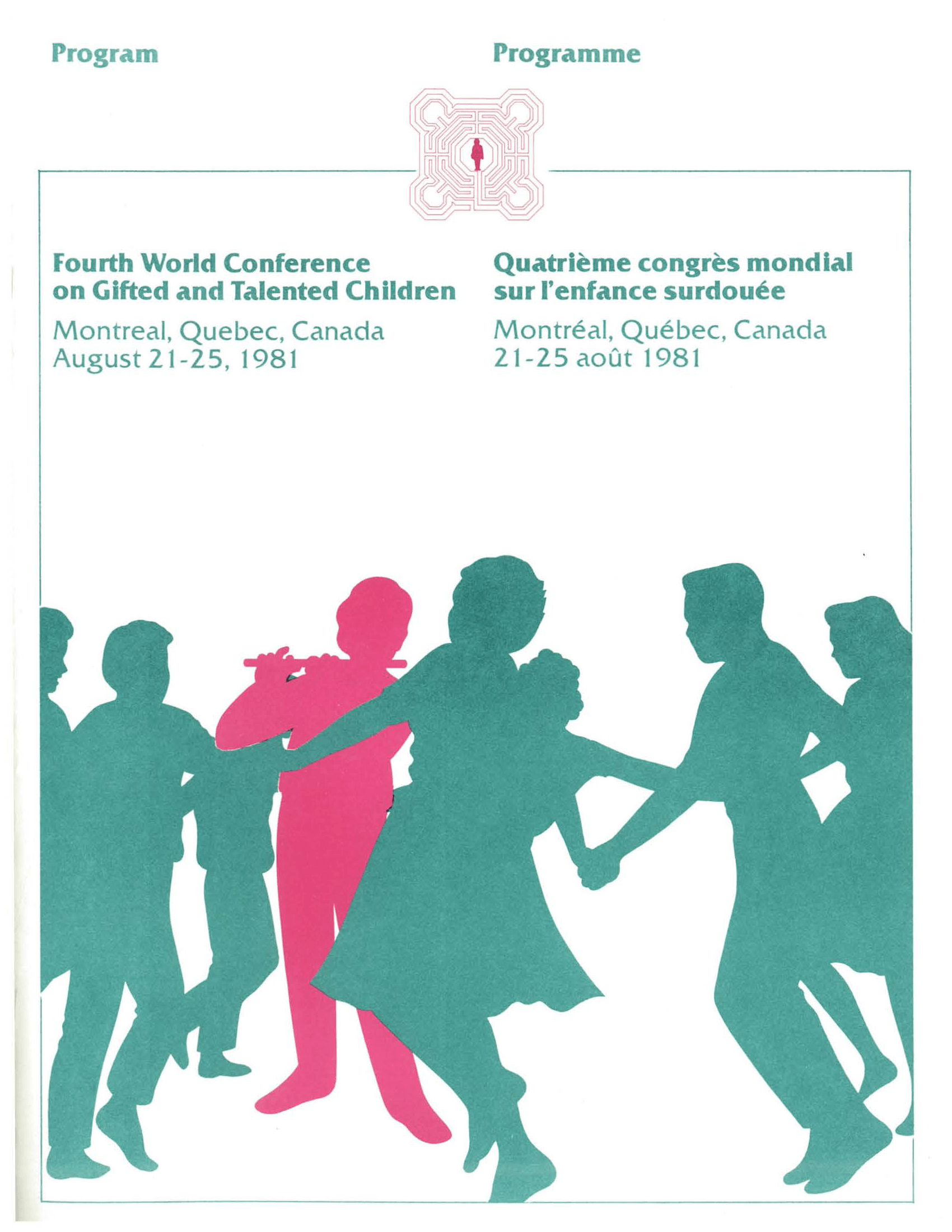 1981 World Conference Montreal