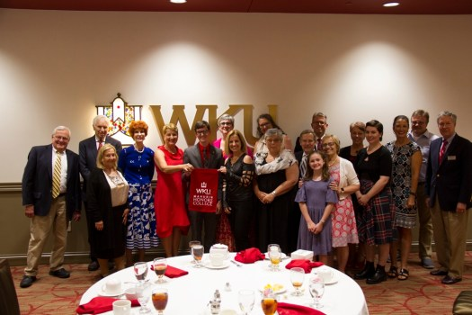 The Executive Committee met at Western Kentucky University in July 2018