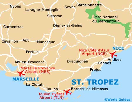 Image result for st tropez map