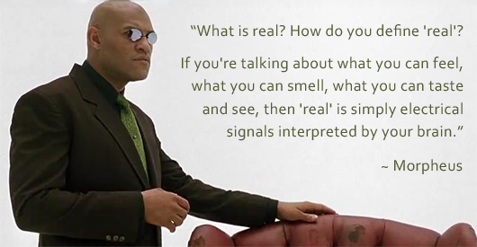 Image result for reality is interpreted