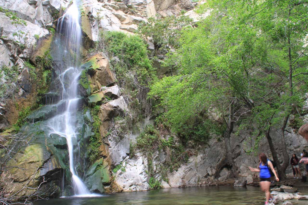 Sturtevant Falls Angeles National Forest Arcadia