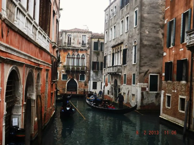 Venice is one of Europe's most expensive destinations, so it probably won't fit in my RTW budget.