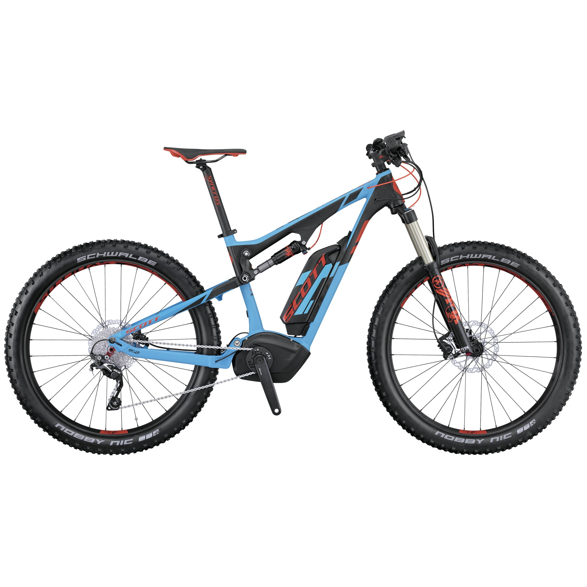 Test Vtt Scott Scott E Genius 720 Plus Bike Test Avis