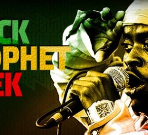 Black Prophet week