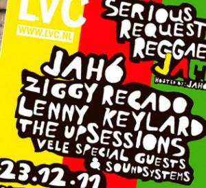 Serious Request Reggae Jam