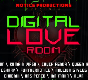 Digital Love Riddim