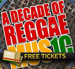 A Decade Of Reggae Music
