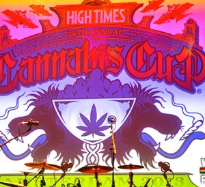 Cannabis Cup 2014