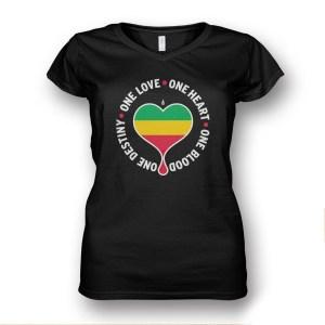 Rasta love T-Shirt