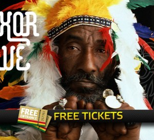 Lee Perry Luxor Live