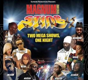 Magnum Sting 2014