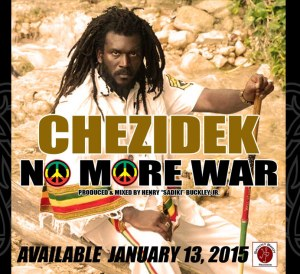 Chezidek no more war
