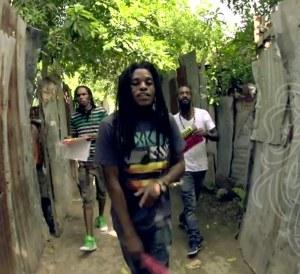 Black AM I In the Ghetto