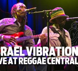 Israel Vibration Live