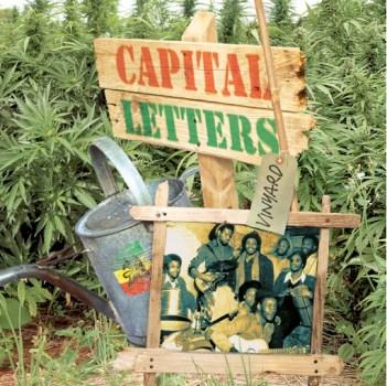 Capital Letters Vinyard