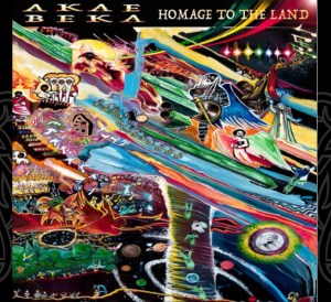 Akae Beka - Homage To The Land