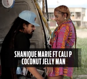 Shanique Marie ft Cali P - Coconut Jelly Man (Official HD Video)