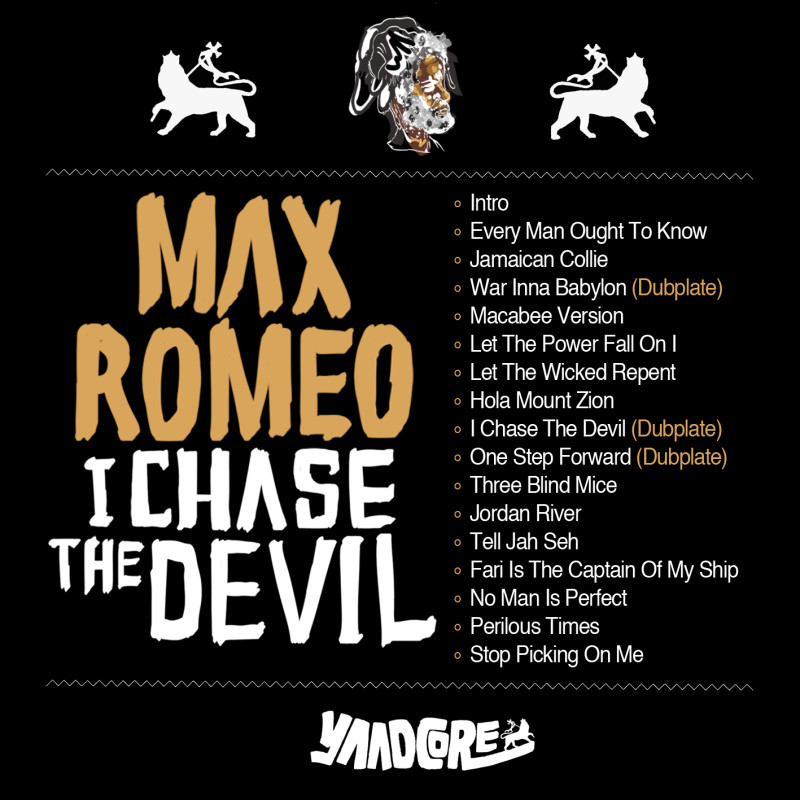 Yaadcore Max Romeo