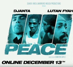 Dante lutan fyah peace