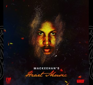"Mackeehan releases ""Heart Music"" EP"