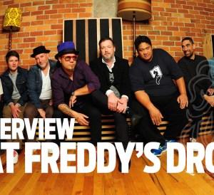 Interview Fat Freddys Drop