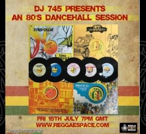 DJ745 Dancehall Special
