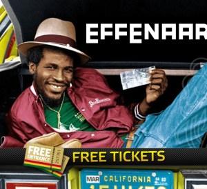 2x 2 Free Tickets to Eek A Mouse in De Effenaar Eindhoven