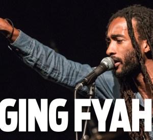 Report: Raging Fyah + Stick Figure Live at Tivoli NL