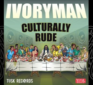 Culturally Rude Ivory Man