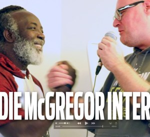 Freddie McGregor Interview
