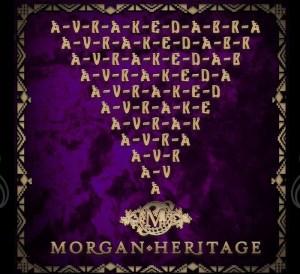 AVRAKEDABRA Morgan Heritage