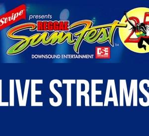 Sumfest Live streams
