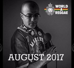 Irie Jamms Show August 2017