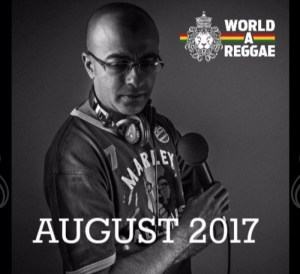 Irie Jamms Show August 2017