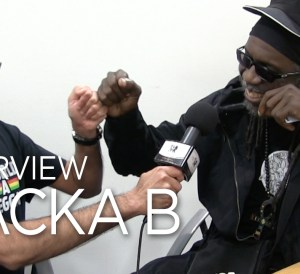 After his show at the 2Funky Music Cafe in Leicester, DJ745 had a nice conversations with the legendary Macka B