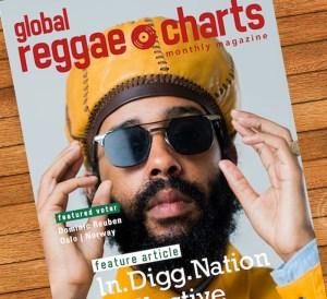 Global Reggae Charts December 2017
