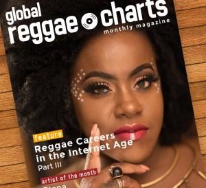 Global Reggae Charts April 2018