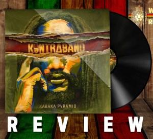 Review: Kabaka Pyramid - Kontraband