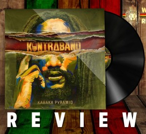 Review: Kabaka Pyramid - Kontraband
