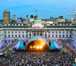 Somerset House with David Rodigan