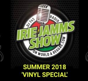 DJ 745 Irie Jamms Show