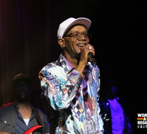 Report: Beres Hammond & Sanchez at 02 Academy Brixton 2018