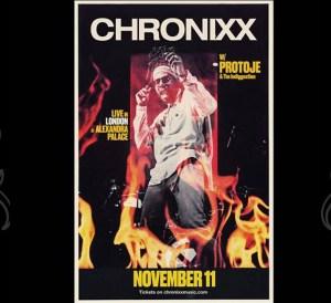 Chronixx Alexandra Palace
