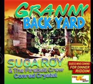 Grany Back Yard