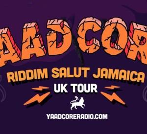 Yaadcore ready for Riddim Salute UK Tour 2018