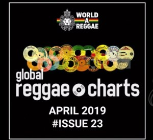 DJ 745 presents a 60 minute countdown of the Top 20 singles on the Global Reggae Charts for April 2019.