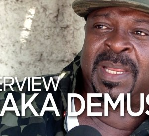Interview with Chaka Demus