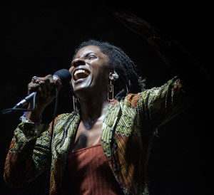 Photos: Jah 9 & Dub Treatment live in Modena Italy 2019
