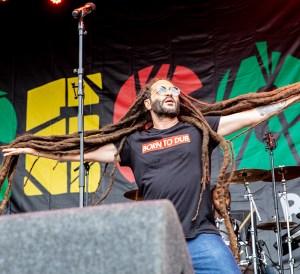 Alborosie Reggae Rotterdam