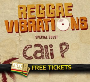 reggae vibrations cali p